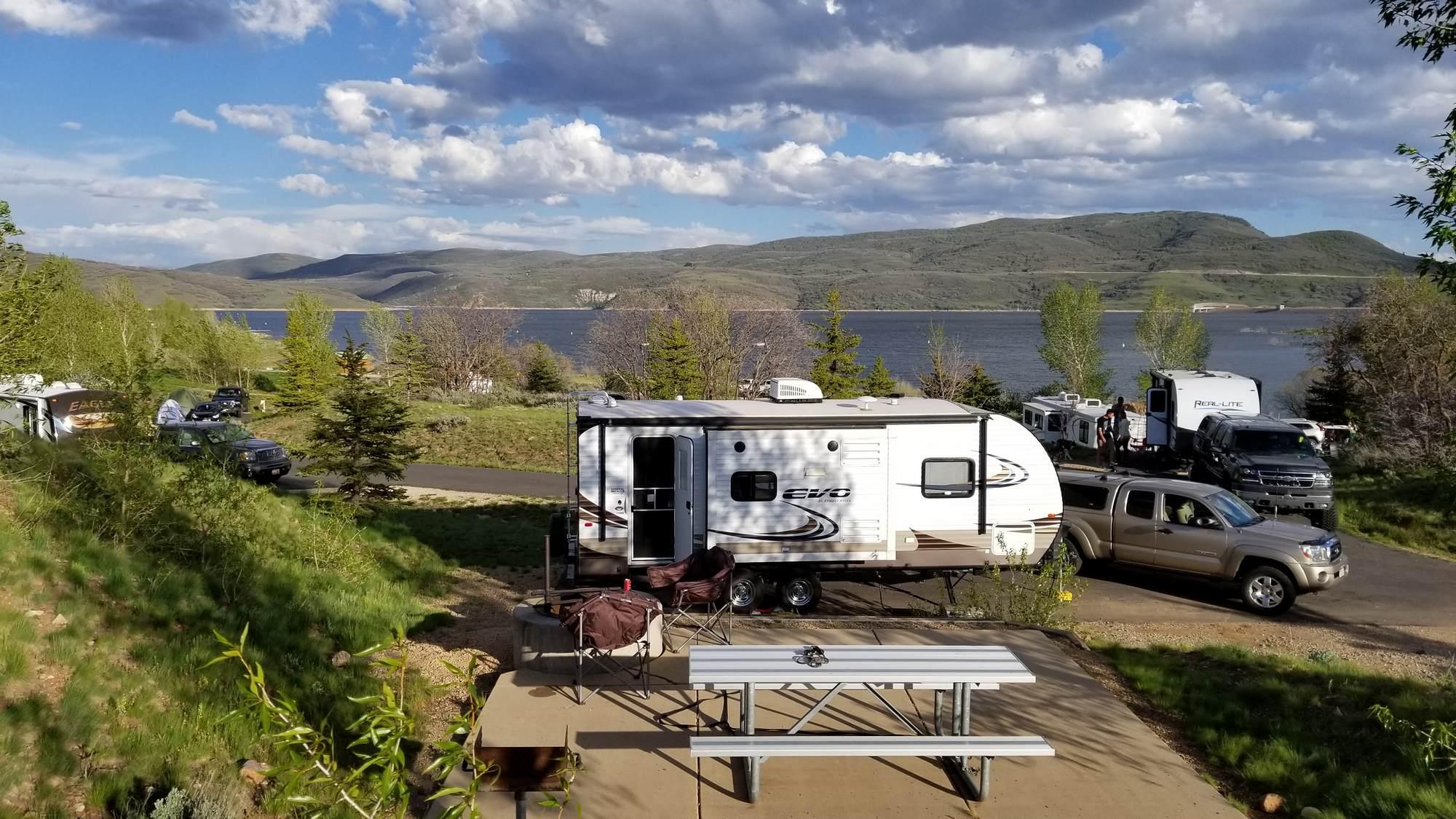 Jordanelle State Park, Utah