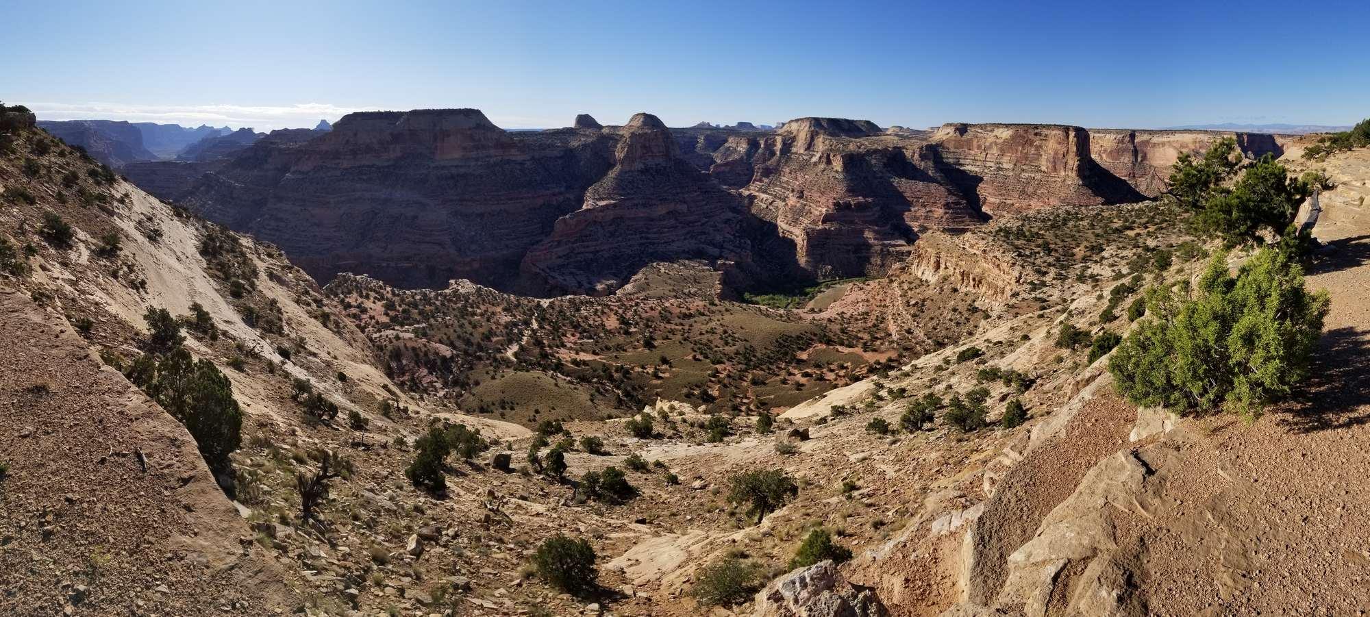 Utah's Little Grand Canyon - San Rafael Swell