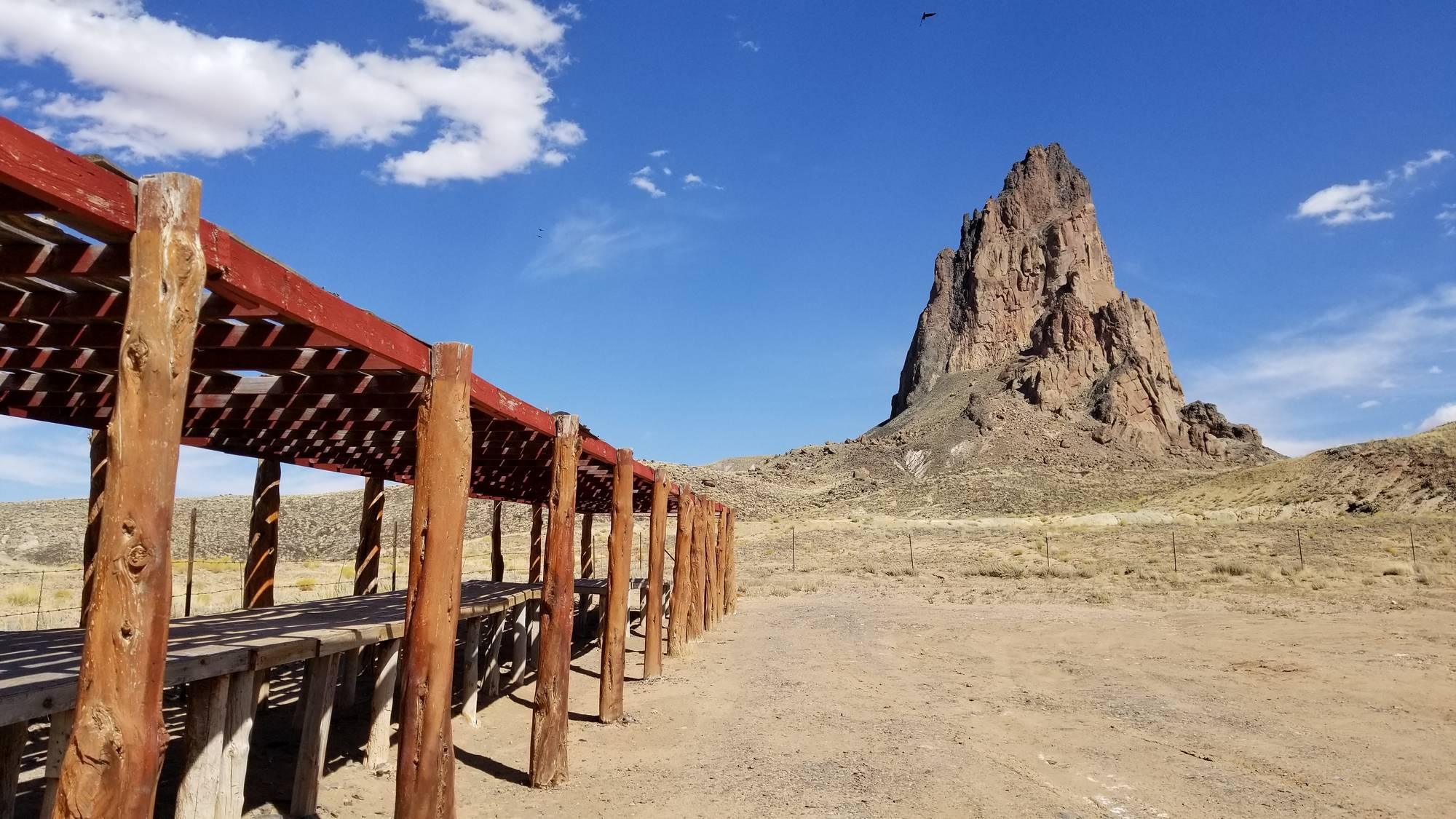 Near Kayenta, Arizona