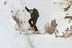 Thin cover - Snowbird, Utah