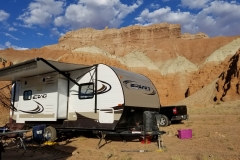 Boondocking on Wild Horse Road