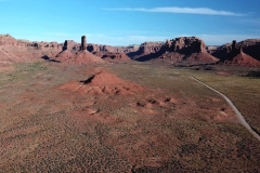 Valley of the Gods, near Mexican Hat, Utah (BLM)