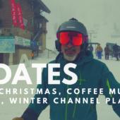 Updates: Merry Christmas, Coffee Mug Winner, Channel Plans & Alta Skiing!