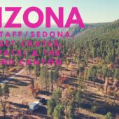 Episode 3: Flagstaff/Sedona AZ, Sunset Crater, Wupatki, Grand Canyon