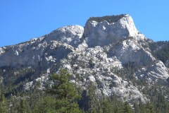 Crazy as it may seem, some parts of the Spring Mountains just outside Las Vegas look for all the world like a mini Yosemite! We bring you to the Spring Mountains and more in our Ep. 221:  https://youtu.be/aNhOJw6t2yQ