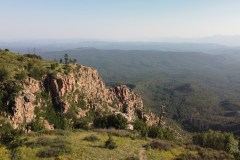 The setting for our Episode 222 is the spectacular Mogollon Rim of central Arizona.